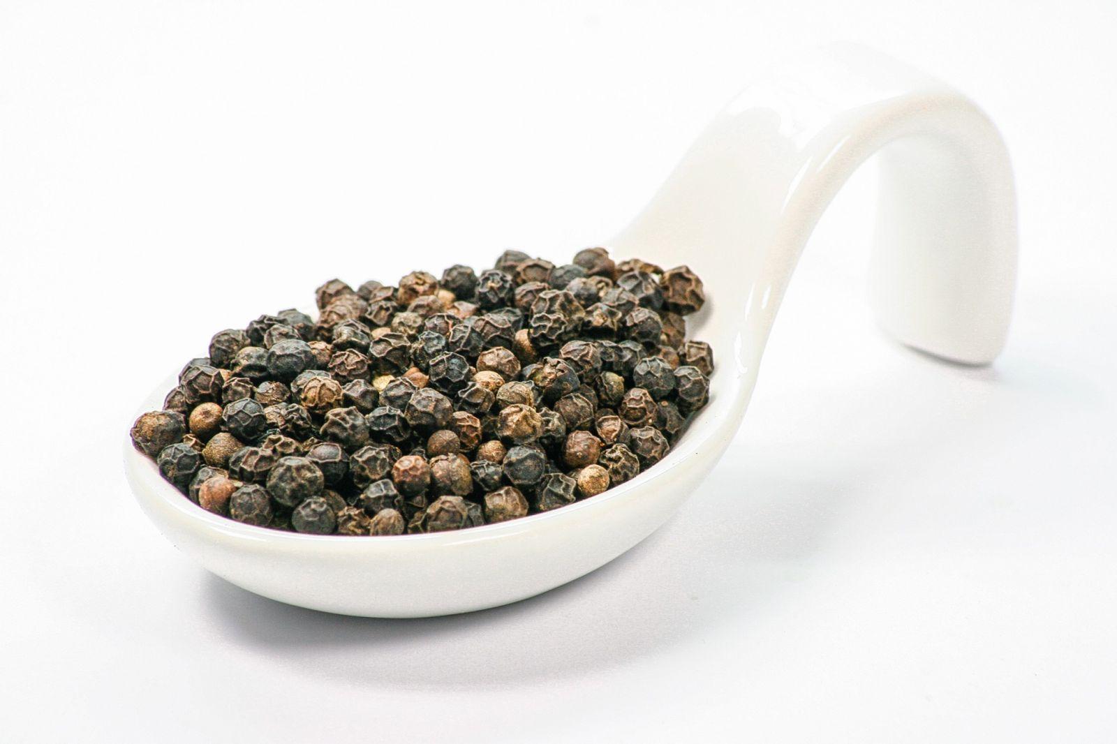 Hạt tiêu đen Mỹ Lộc xuất khẩu