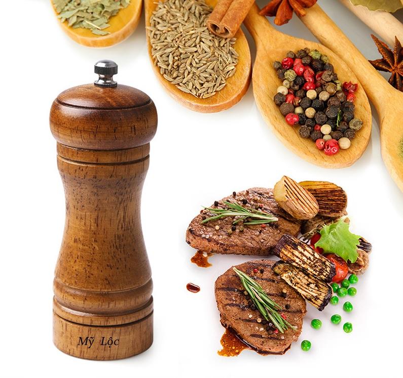 Hạt tiêu - Gia vị trong ẩm thực và vị thuốc trong y học